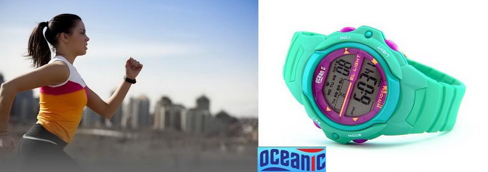 OCEANIC часы для спорта