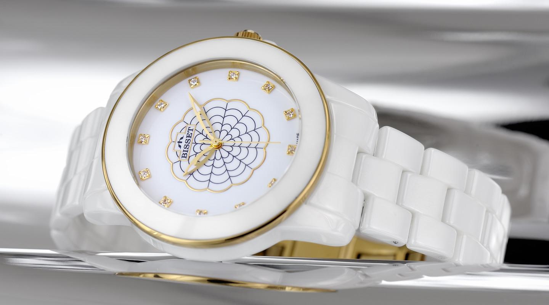 Купить керамические часы