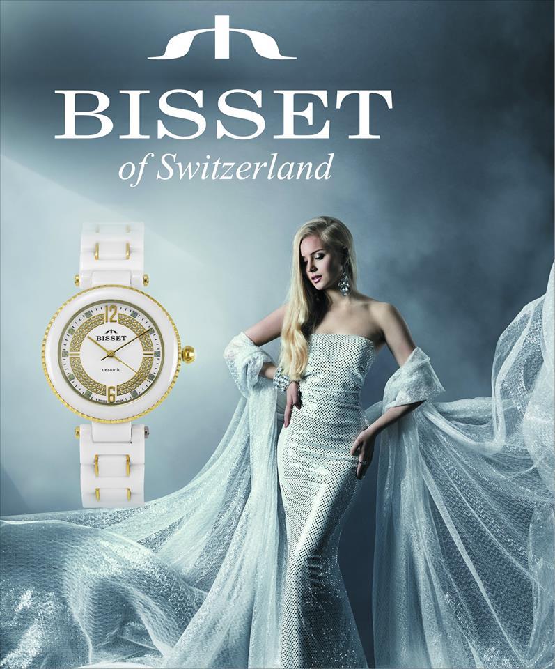 Швейцарские часы BISSET