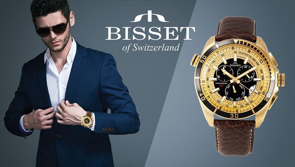 Мужские часы BISSET
