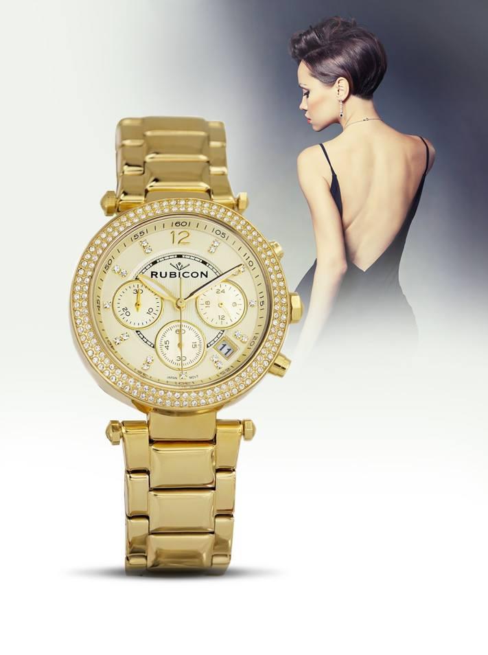 RUBICON женские часы из Японии