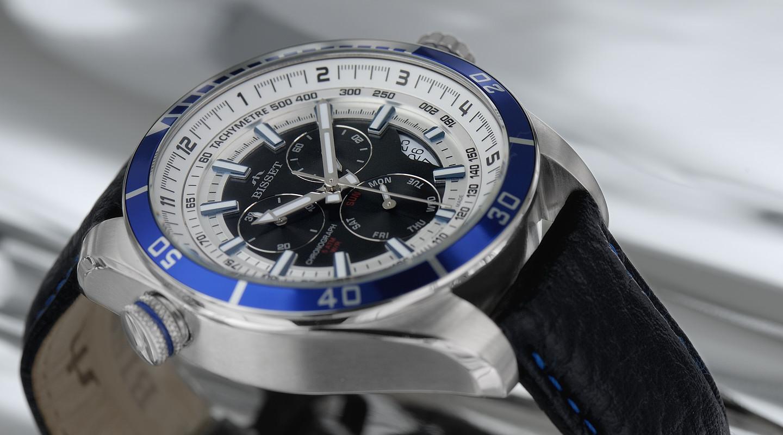 Швейцарские часы BISSET BSCC54