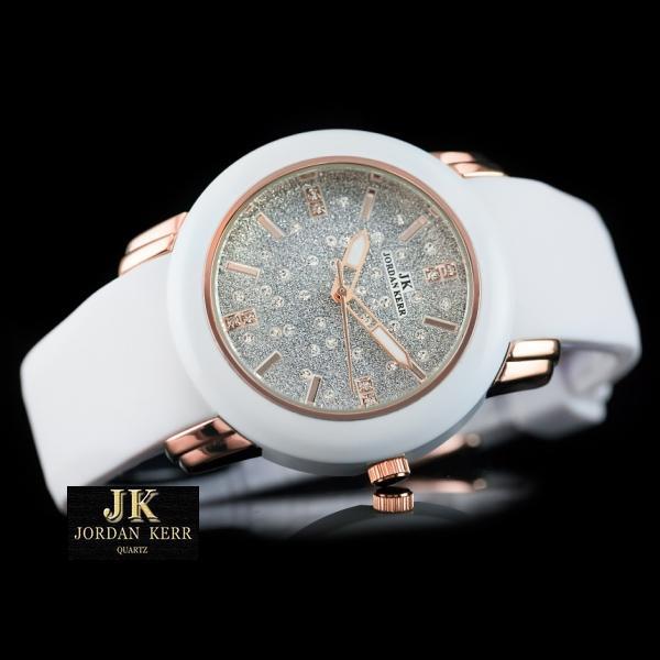 Jordan Kerr силиконовые женские часы