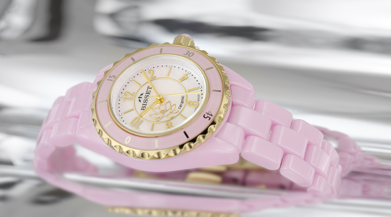 Швейцарские керамические часы