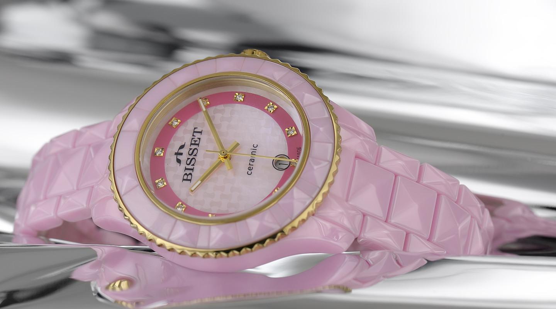 Часы керамические женские