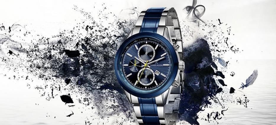 Магазин оригинальных часов DANIEL KLEIN