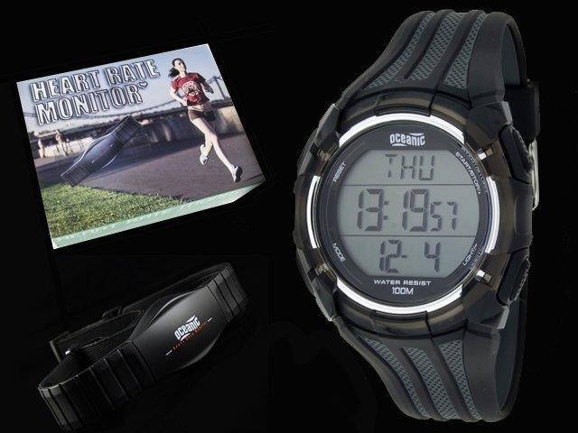 Спортивные часы пульсометр