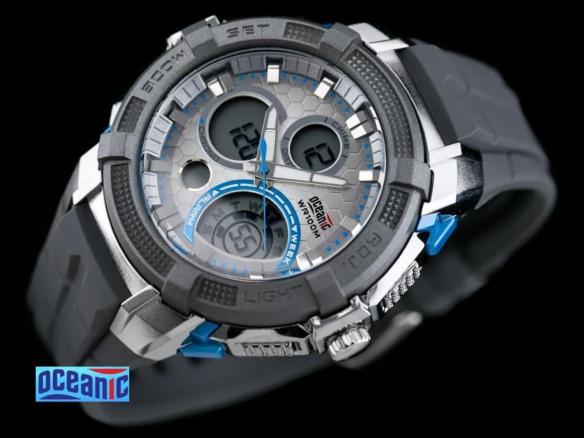 Спортивные часы OCEANIC