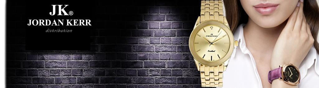 Магазин оригинальных женских часов JORDAN KERR